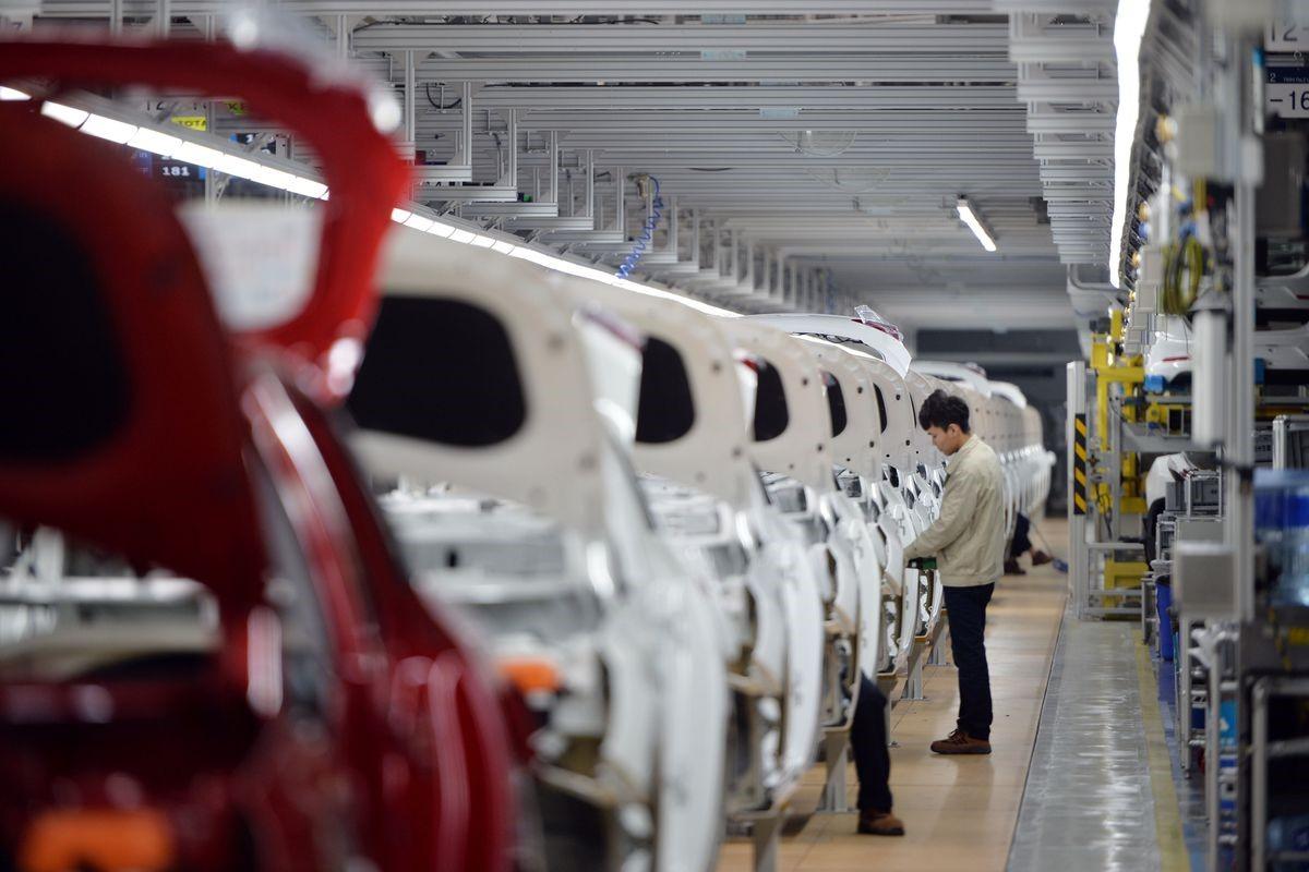Сегодня китайское производство – это современные технологии и высококвалифицированные кадры